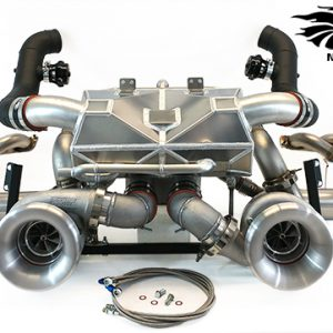 ETS Nissan GT-R Front Facing Drag Turbo Kit