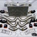 ETS Nissan GTR Race Intercooler Upgrade Kit