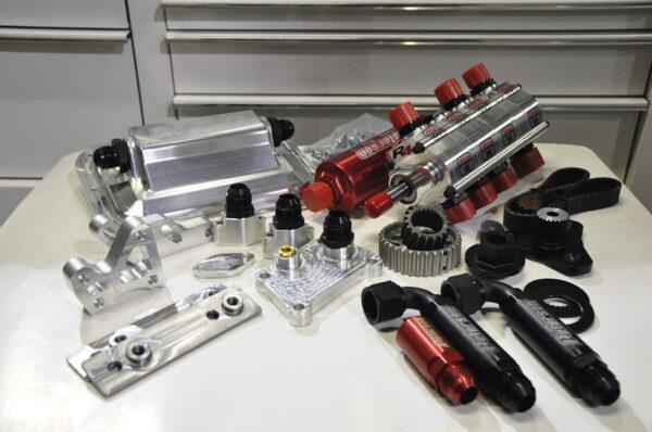 Magnus Motorsport R35 GTR Dry Sump Kit