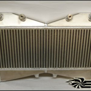 ETS Nissan GTR Street Intercooler Upgrade