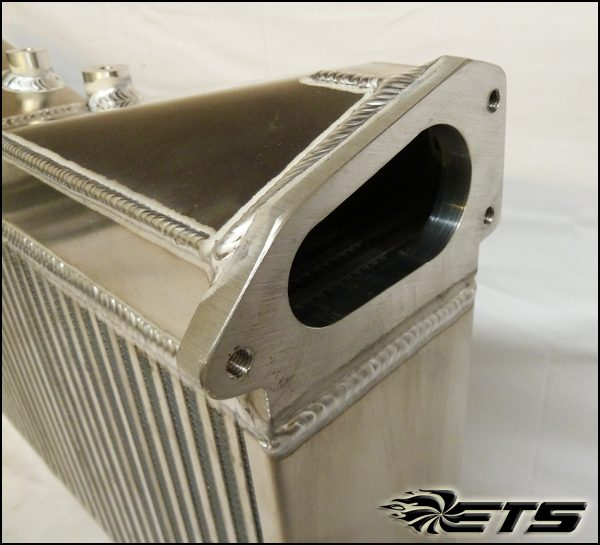 ETS Nissan GTR Street Intercooler Upgrade
