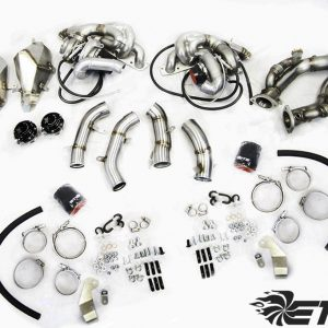 ETS Nissan R35 GT-R Turbo Kit