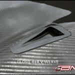 ALPHA PERFORMANCE R35 GT-R CARBON FIBER HOOD