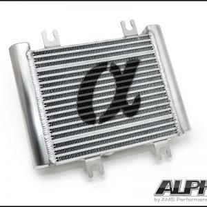 ALPHA PERFORMANCE R35 GT-R OIL COOLER UPGRADE