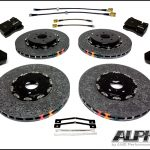 ALPHA PERFORMANCE R35 GT-R CARBON CERAMIC BRAKE PACKAGE
