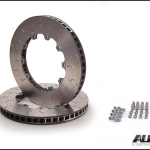 AP RACING FRONT J-HOOK REPLACEMENT ROTORS (2009-2011 R35 GT-R)