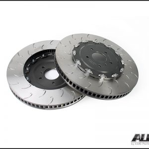 AP RACING FRONT J-HOOK REPLACEMENT ROTORS (2012+ R35 GT-R) [NIS3920AJ]