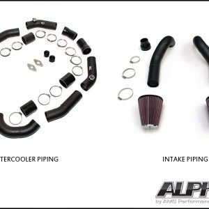 ALPHA PERFORMANCE R35 GT-R INDUCTION KIT