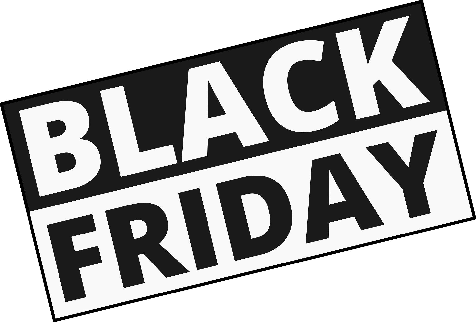 Black Friday 2019 – 1 Week Sale With Massive Savings!!!